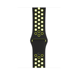 44Mm Black Volt Nike Sport Band S M M L