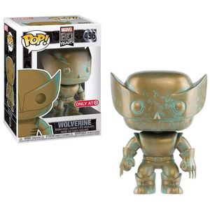 Pop Marvel Marvel 80th Wolverine Pt Exc