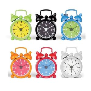 Mini Bell Alarm Clock Key Chain