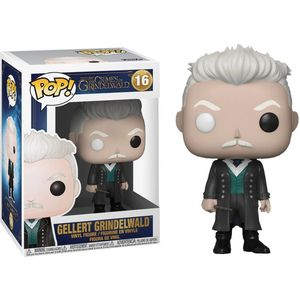 Pop Movies Fantastic Beasts 2 Grindewald