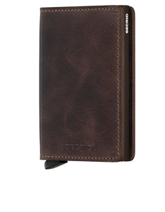Secride slim wallet   sv choclate