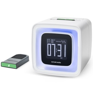 Sensorwake Digital Alarm Clock With Scented Capsules
