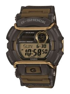 G Shock Resistant 200M Wr Digital Yellow Gd4009D