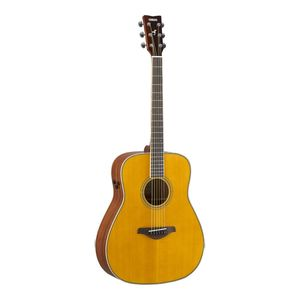 Yamaha FG-TA TransAcoustic Acoustic-Electric Guitar Vintage Tint