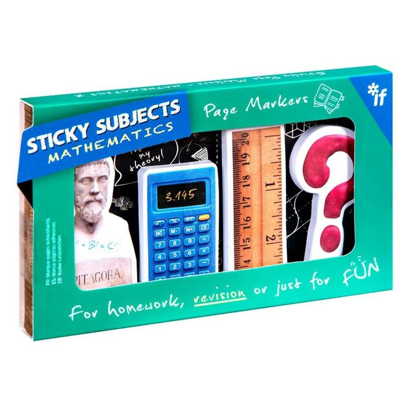 Sticky Subjects Mathematics