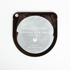 Kocostar Tropical Eye Patch Coconut [1 Pair]