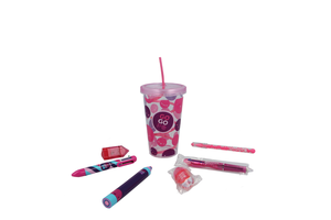 Gogopo Pink Milk Shake Bundle