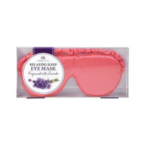 Satin Eye Masks Coral