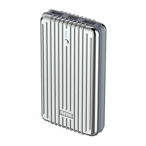 Zendure A5 Power Bank Silver Lithium-Ion (Li-Ion) 16750 Mah
