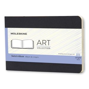 Moleskine Sketch Album Pocket Black