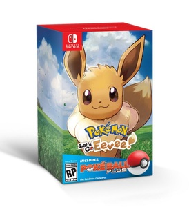 Pokémon Let s Go Eevee PokeBall Plus