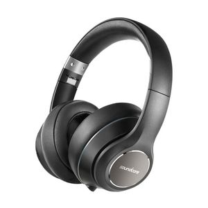 Anker SoundCore Vortex Black On-Ear Headphones