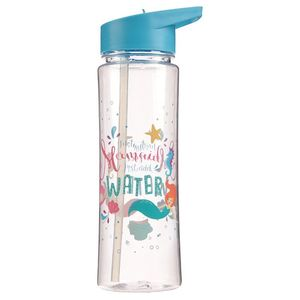 Cute Mermaid Design 500Ml Bottle