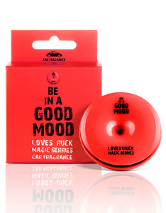Good Mood Love Struck Magic Berries Car Fragrance 0.52 Oz.
