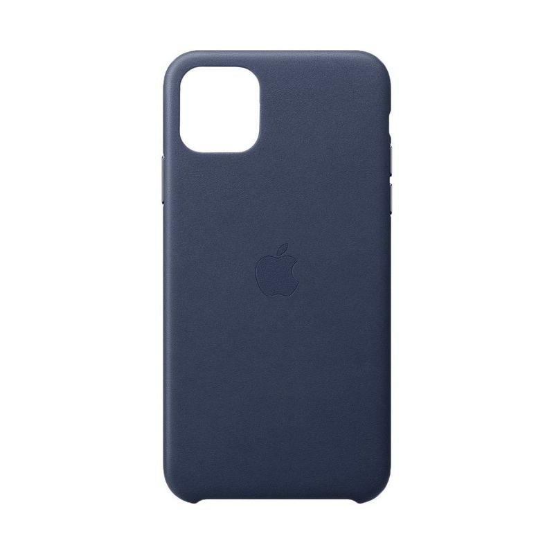 iPhone 11Pro Leather Case Midnight Blue