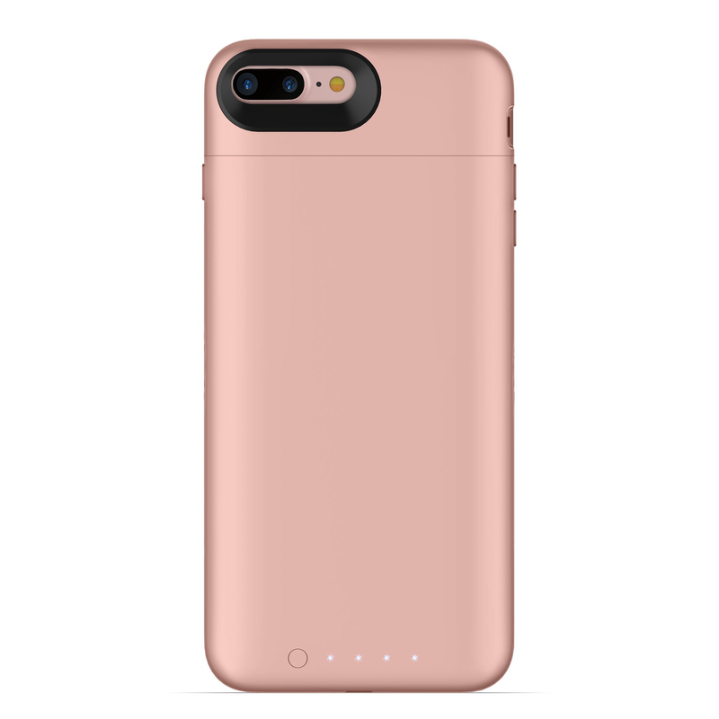 uk availability b7456 bf67d Mophie Juice Pack Air 2750mAh Battery Case Rose Gold iPhone 8/7 Plus