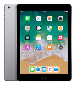 Ipad 9.7-Inch 32Gb Wi-Fi Space Grey