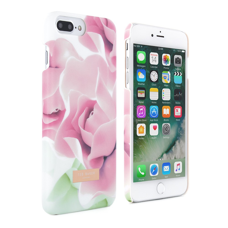 online store 9aa50 f2a70 Proporta Ted Baker Annotei Shell Case Porcelain Rose Nude Iphone 8/7 Plus