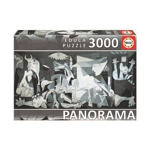3000 Guernica Pablo Picasso Panorama Puzzle