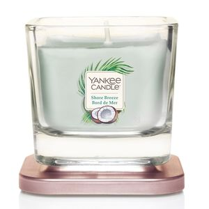 Yankee Candle Elevation Vessel Candle Shore Breeze S
