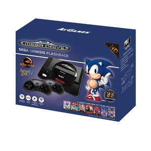 Sega Genesis Flashback HD Console With 85 Built-In Games
