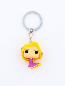Funko Pocket Pop Keychain Disney Rapunzel Dancing