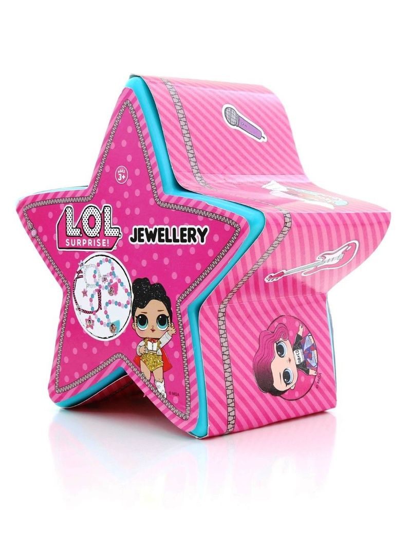 L.O.L. Surprise Star Jewellery Set Large [Mystery Pack]