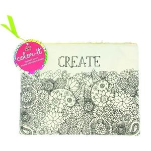 Color Joy Med Pouch: Create