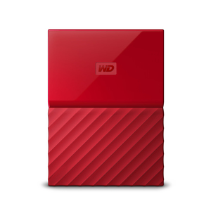 Western Digital 1TB My Passport Red