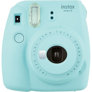 Fujifilm Instax Camera Mini9 Ice Blue