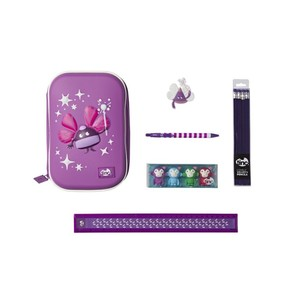 Pencil Case Gift Set Purple