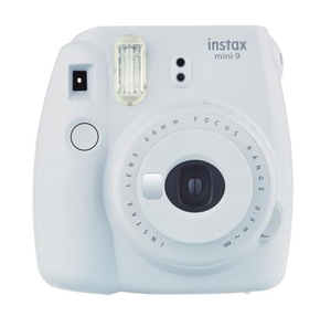 Fujifilm Instax Camera Mini9 Smoky White