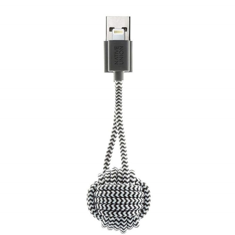 Key cable kv lightning zebra