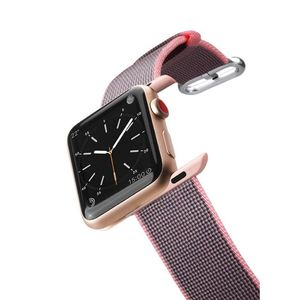 Casetify Apple Watch Band Nylon Fabric All Series 42Mm Pink