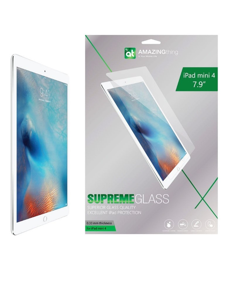 Amazing Thing 0.33mm Supreme Glass Crystal iPad Mini 4