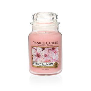 Yankee Candle Cherry Blossom Classic Jar [Large]