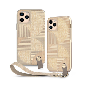 "Moshi 99Mo117303 Mobile Phone Case 14.7 cm (5.8"") Cover Beige"