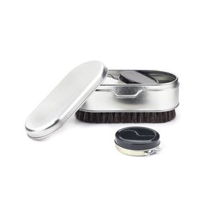 Shoe Shine Brush and Kit Deluxe