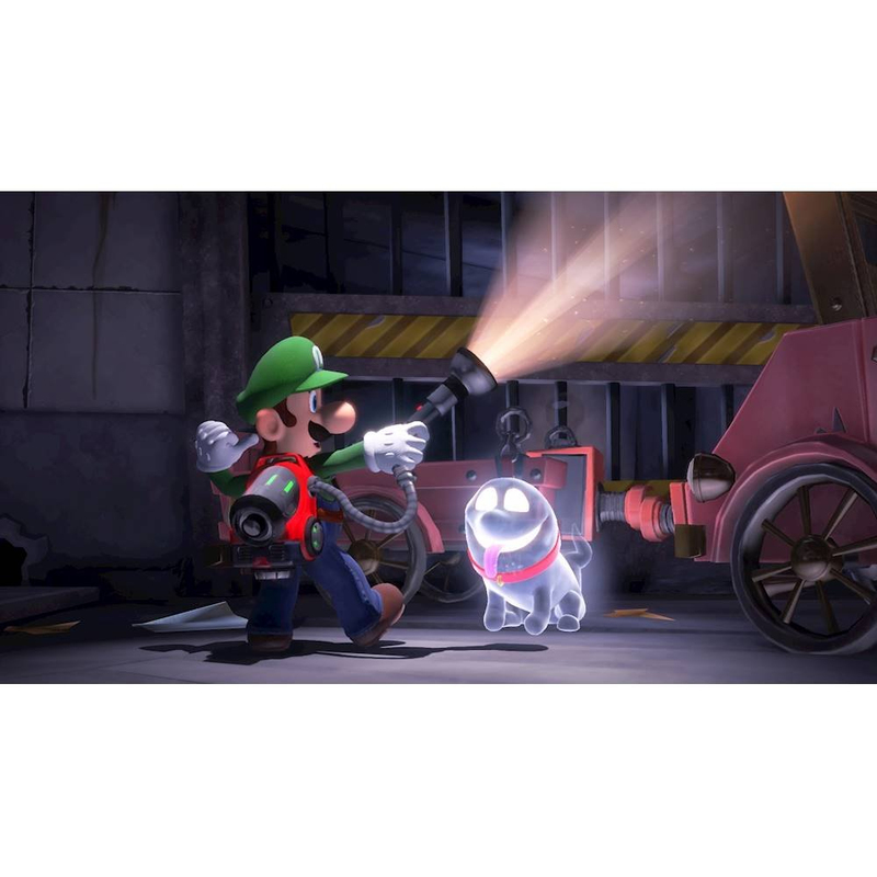 Nintendo Luigi S Mansion 3 Switch Video Game Nintendo Switch Basic Action And Adventure Virgin Ksa Site