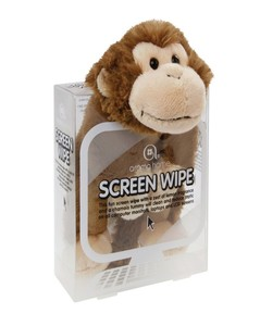 Screen Wipes Monkey