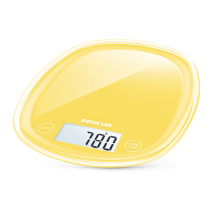 SENCOR KITCHEN SCALE YELLOW