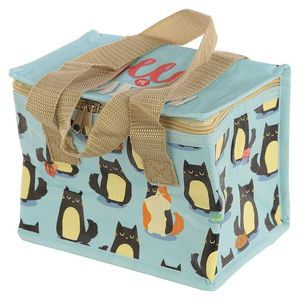 Cat Design Lunch Box Cool Bag
