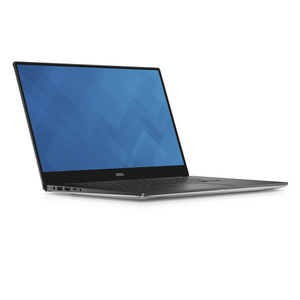 "DELL XPS 15 9560 Silver Notebook 39.6 cm (15.6"") 3840 x 2160 pixels Touchscreen 2.8 GHz 7th gen Intel® Core™ i7 i7-7700HQ"