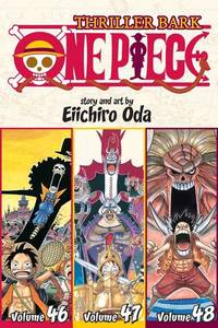 One Piece Thriller Bark Vols 46 47 48