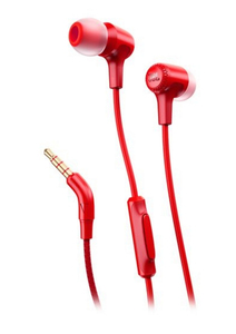 JBL E15 Red In-Ear Earphones
