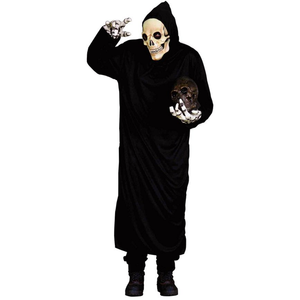 Costume adult horror robe xlg