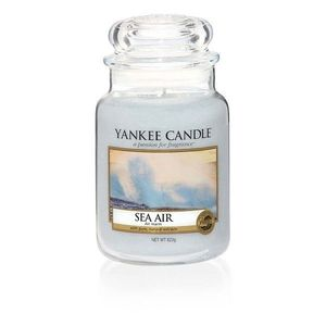 Yankee Candle Light Blue Classic Jar Large Sea Air