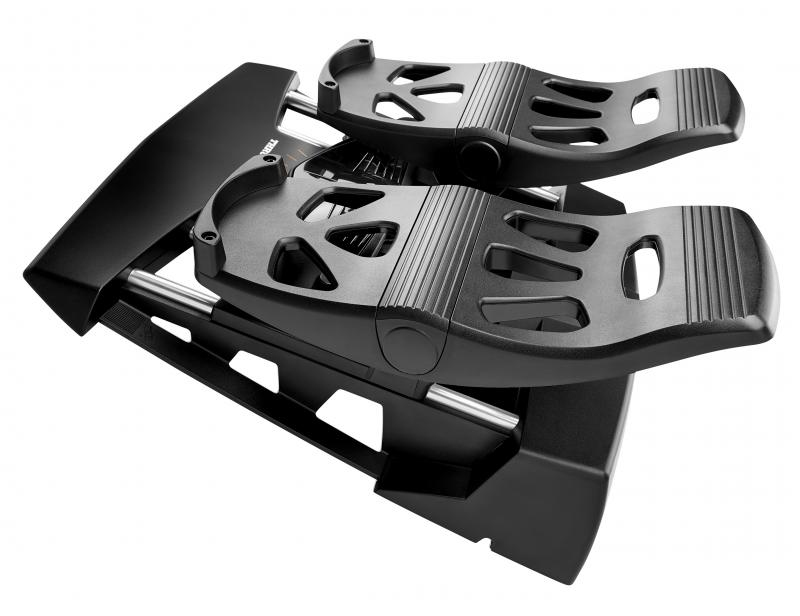 Thrustmaster T Flight Rudder Pedals PC,PlayStation 4 Black