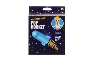 Keycraft Make Your Own Pop Rocket