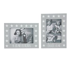 Nordic Star Photo Frame Assorted